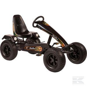 Go-Kart Hot Rod Bf1 Schwarz (Dc57250Bf) Kramp