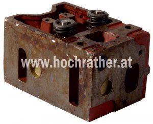 Zylinderkopf NEU Mve U Brenner (500020901) Umlauf