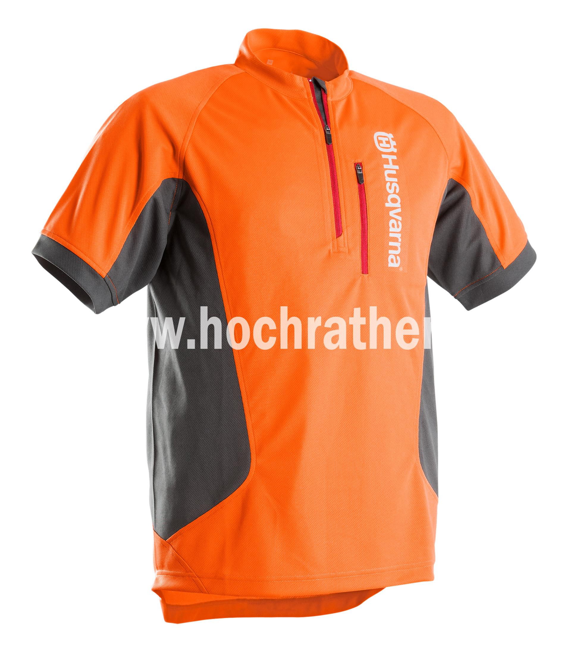 T-Shirt Technical Short Sleeve (501715962) Husqvarna