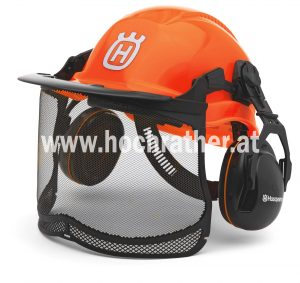 HELM ORANGE KPL. (576412402) Husqvarna
