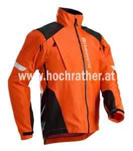 Freischneidejacke Orange Gr M (580688250) Husqvarna