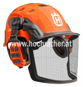 HELMET TECHNICAL FOREST, X-COM (595084301) Husqvarna