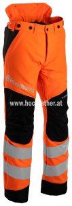 Chainsaw Trousers T W High Viz (595087250) Husqvarna
