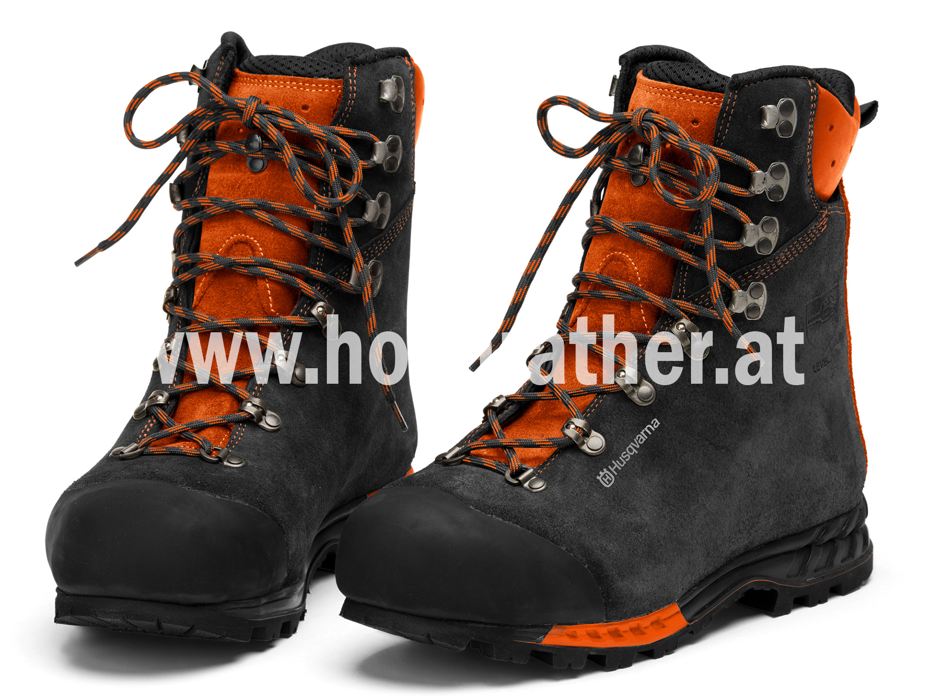 CHAINSAW LEATHER BOOTS F24 40 (595087340) Husqvarna