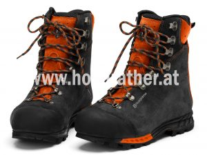 CHAINSAW LEATHER BOOTS F24 45 (595087345) Husqvarna