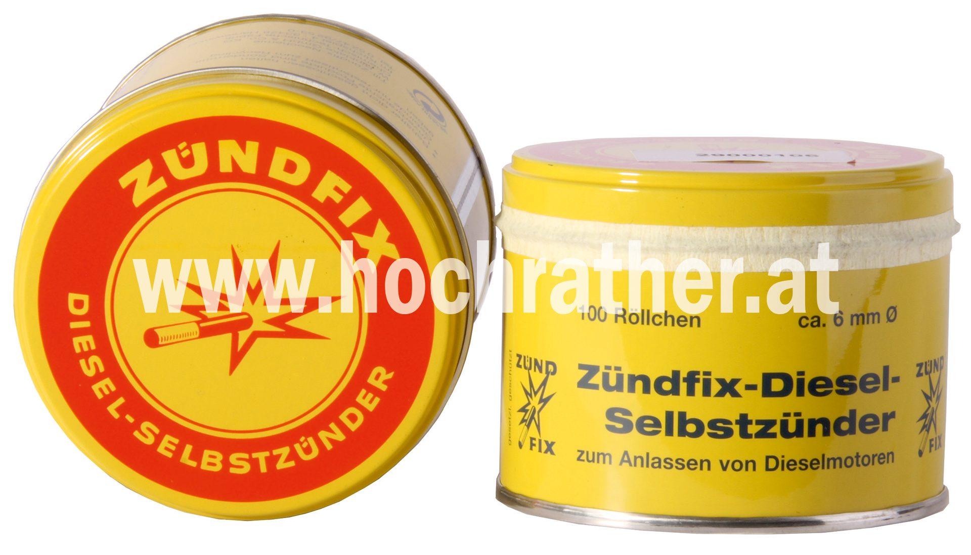 Zündfix 100Stk/5Mm (Hb29000105) Umlauf