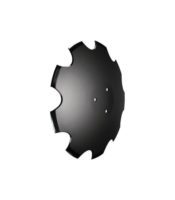 SECHSCHEIBE 460X4 GERADE/GEZACKT (23246102)  Horsch