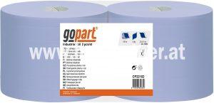 Putzpapierrolle 2-Lg 23Cmx370 (Cp22102) Kramp