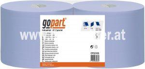 Putzpapierrolle 2-Lg 36Cmx370 (Cp22103) Kramp