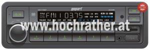 Radio Cr110Gp Mp3 (Cr110Gp) Kramp