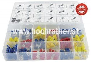 Sortiment Elektroverbinder (Fgp011706) Kramp