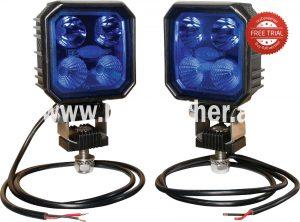 LED-ARBEITSSCHEINWERFER 9W 100 (LA10002) Kramp