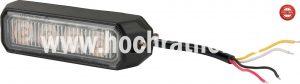 BLITZLEUCHTE ORANGE 4 LED (LA20013)  Kramp