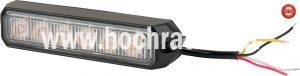 BLITZLEUCHTE ORANGE 6 LED (LA20014)  Kramp