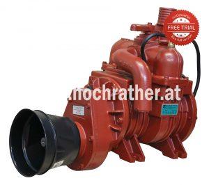 Kompressor Zapfwellenantrieb B (Mec4000M) Kramp