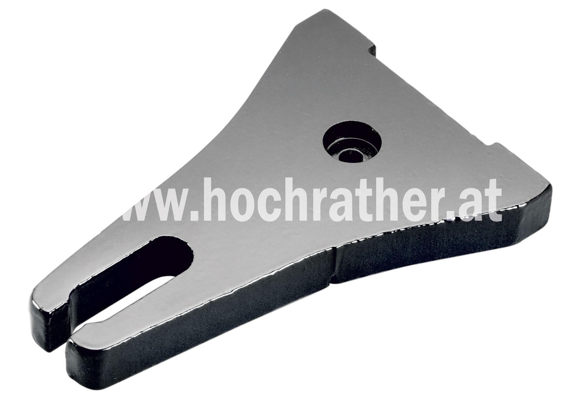 Boden Gleitplatte 17Cm Borstahl (00310656)  Horsch