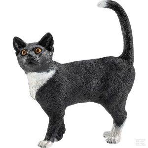 Katze, Stehend (13770Sch) Kramp
