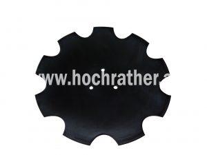 Sechscheibe 460X6 Gerade / Gez (23246106) Horsch