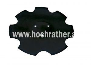 SECHSCHEIBE 380X4, GERADE/GEZA (34521701) Horsch