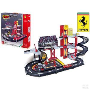 Race & Play Ferrari Parkhaus (Bb1830197) Kramp