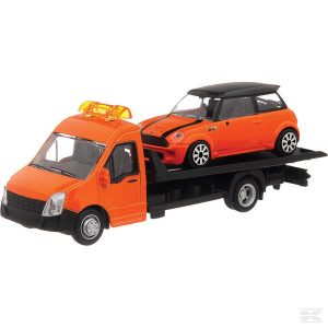 Mini Cooper mit Transporter (P (Bb1831405) Kramp