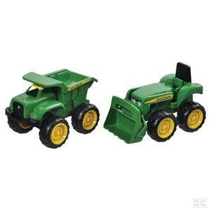 J.d. Traktor&Kippwagen Set (E42952) Kramp