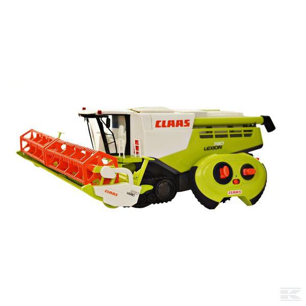 CLAAS LEXION 780 RC (HP34426) Kramp