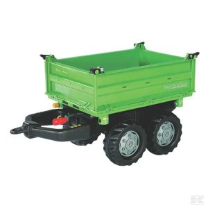 DEUTZ MEGA - TRAILER GRüN (R12150)  Kramp