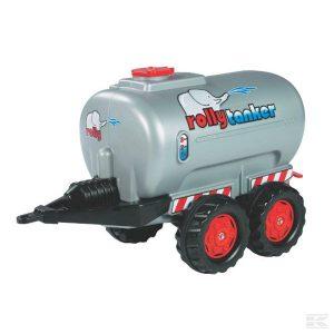 Rolly Tanker Silber 2-Achsig (R12212)  Kramp