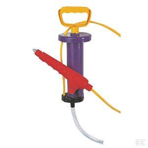 Pumpe mit Spritze (R40940)  Kramp