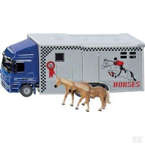 Pferdetransporter (S01942)  Kramp