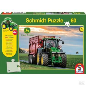 Puzzle Traktor 83707R (Sh56043)  Kramp