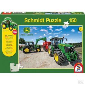 Puzzle Traktoren 5M Serie (Sh56045)  Kramp