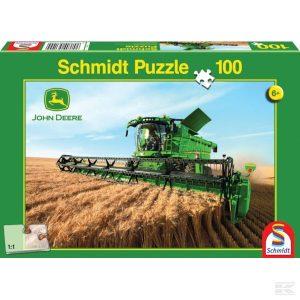 Puzzle John Deere Mähdrescher (Sh56144)  Kramp