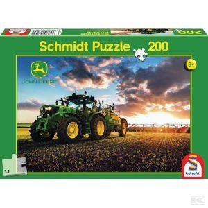 Puzzle John Deere 6150R (Sh56145)  Kramp