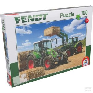Puzzle Fendt 724 + Fendt 716 (Sh56256)  Kramp