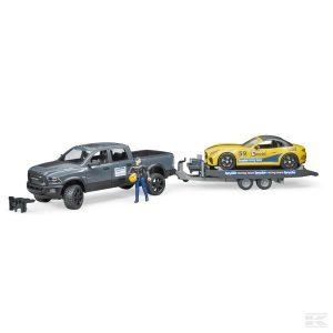 Ram 2500 Pickup Und Bruder Roa (U02504)  Kramp
