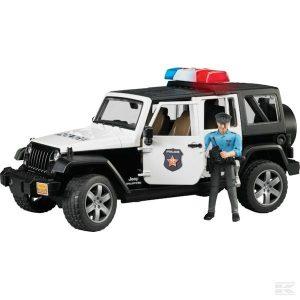 Jeep Rubicon Polizeiauto (U02526)  Kramp
