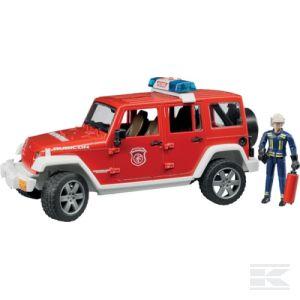 Jeep Wrangler Feuerwehr + Zub. (U02528)  Kramp