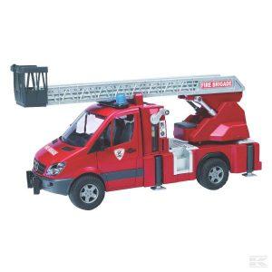 Mb Sprinter mit Feuerwehrdrehl (U02532)  Kramp