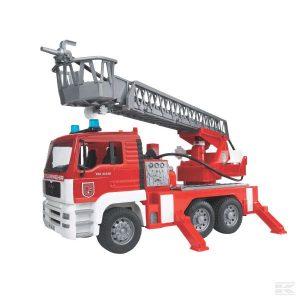 Man Feuerwehr mit Drehleiter U (U02771)  Kramp