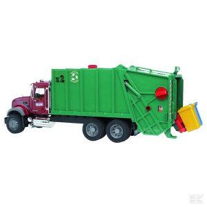 Mack Granite Müllwagen (U02812)  Kramp