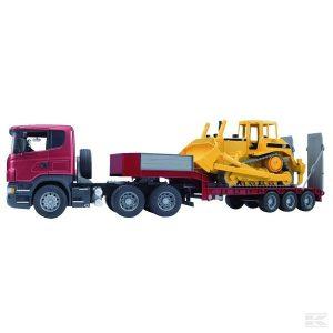 Scania Lkw M. Tiefl. U. Bulld. (U03555)  Kramp