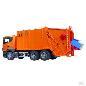 Scania Müll-Lkw (U03560)  Kramp