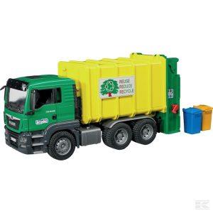 Man Tgs Müllwagen Hecklader (U03764)  Kramp
