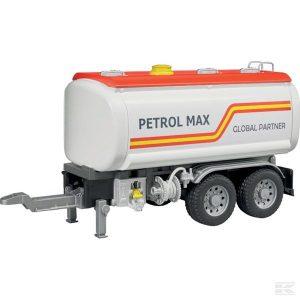 Tankanhänger für Lkw (U03925)  Kramp