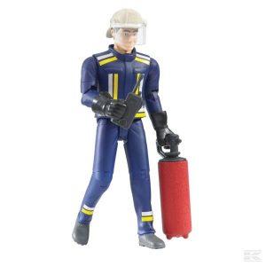 Feuerwehrmann mit Zubehör (U60100)  Kramp