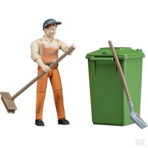 Figure-Set Waste Disposal (U62140)  Kramp