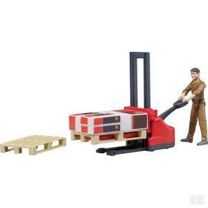 Figure-Set UPS Logistics (U62210)  Kramp