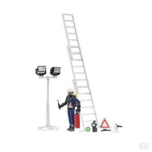 Figurenset Feuerwehr (U62700)  Kramp